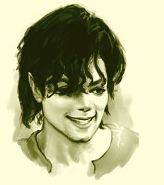 Art with Soul - Black and White - The King of Pop, Rock and Soul! Goodbye, Peter Pan by Lyvyan on DeviantArt