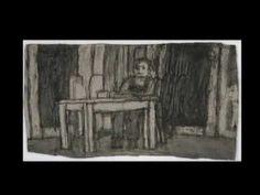 James Castle- Portrait of an Outsider Artist Painting Collage, Art Paintings, Collages, James Castle, Monochrome, Primitive Painting, Create Drawing, Art Brut, Dear Diary