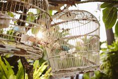 hu'u bistro birdcages  #huubistro #outdoor #tropical #garden #birdcages #bali #seminyak