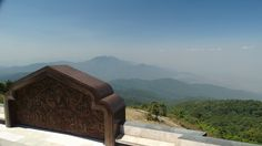 View from the King's Pagoda, Doi Inthanon, Thailand. Thailand, Building, Travel, Viajes, Buildings, Traveling, Trips, Tourism, Architectural Engineering