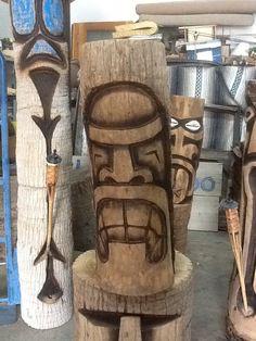 Visit Blue Voodoo Tiki Art on facebook