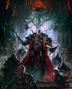 Fantasy Flight Games [News] - The Making of an Inquisitor