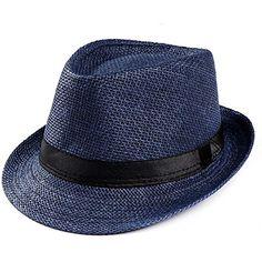 63261cf9da Fannyfuny Gorra Hombre Gorras Mujer Sombrero Verano Unisex SombrerosFiesta  Viseras Sombrero para el Sol Sombrero Elegante