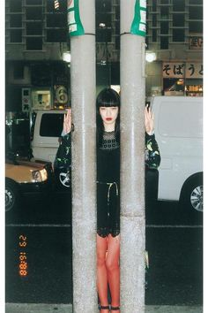 Flash Photography, Fashion Photography, Nana Komatsu Fashion, Komatsu Nana, Uzzlang Girl, Street Portrait, Film Aesthetic, Japan Girl, Asia Girl