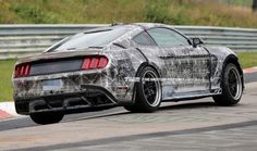 #Ford Mustang SVT Spied Testing, Previews #Shelby GT500 Replacement | The Motor Report