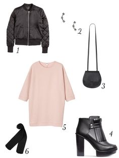 THECLASSYDRESSY.COM - February Favourites #fashion #fashionideas #outfits #outfitinspiration #classy #whattowear #howtowear #pink #leather #boots