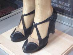Fantastic Beasts Queenie Goldstein shoes