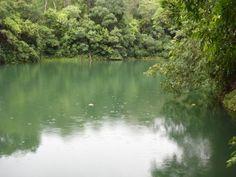 Lagunas/Lagos Ojo de Mar - Rincona , Distrito de Bella Vista, Amambay