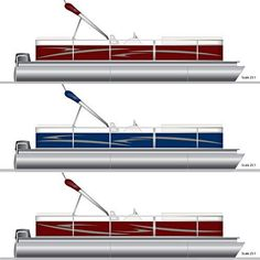 Pontoon Boat Replacement Fence Paneling Pontoon Boat