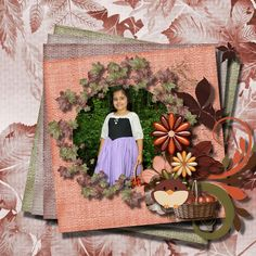 kit by Dae Designs -  A is for Autumn