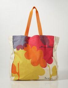 Canvas Shopper - Boden