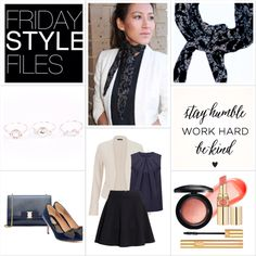 On the blog, Keadara shares the highs and lows of petite-sized dressing // #fridaystylefiles #fashion #inspo #work #style #scarf #jewelry #shoes #bag #beauty #zooki