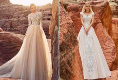 b59f4e25 Modische Brautkleider - die schönsten Outfits der neuen Saison  #brautkleider #modische #neuen #