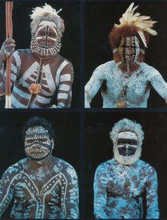 art-aborigene-peinture-corps                                                                                                                                                                                 Plus