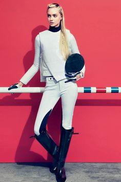 Grand Prix: Equestrian-Inspired Fashion | TeenVogue.com