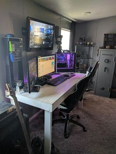 Second battlestation post moved out and bought a house setup suggestions ?