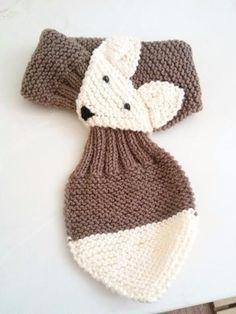 bufanda abrigo |lana| baby boutique - tejidos bebe niños