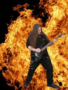 #Formy #Guitar #Flame
