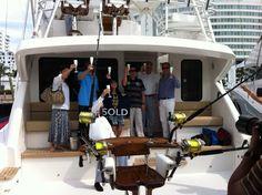 Bertram 64 SOLD! Headed to Japan! Thank you to our dealer Yasuda Shipyard! #luxury #yacht #sportfishing