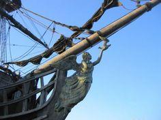 Ships, Tall Ships, Ships Figureheads
