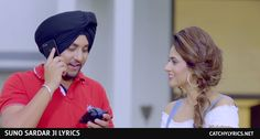 Suno Sardar Ji Lyrics: This is the lovely latest romantic Punjabi song lyrics from the album Jatt Kamla. This song is sung by Mehtab Virk [Read More. New Lyrics, Song Lyrics, Marathi Song, Black Hat Seo, Singing, Romantic, Album, Songs, Music