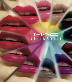 MAC - Liptensity - Miles Aldridge - Advertising - Miles Aldridge - 2b Management