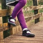 .VIVOBAREFOOT Pally Kids mary jane style. Great for school or play.