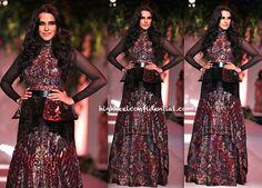 High Heel Confidential » India Bridal Fashion Week 2013: Falguni And Shane Peacock