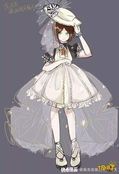 เอ็มม่า Cartoon Photo, Cool Cartoons, Kawaii Anime, Yuri, Identity, Fashion Show, Fan Art, Artist, Image