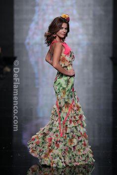 Fotografías Moda Flamenca - Simof 2014 - Rosapelua Moda Flamenca 'Eden' Simof 2014 - Foto 15