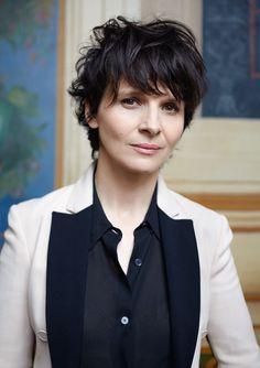 Juliette Binoche par Gianluca Tamorri