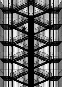 LA LINEA PERFETTA Symmetry Photography, Line Photography, Urban Photography, Abstract Photography, Creative Photography, Street Photography, 6 Photos, Cool Photos, Pictures