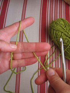 step-by-step crocheting