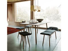 Buy the Skagerak Georg Dining Table at Nest.co.uk