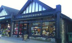 Robertsons Tea & Coffee Shop