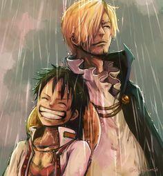 One Piece, Strawhat Pirates, Sanji, Luffy One Piece World, One Piece 1, One Piece Fanart, One Piece Anime, Anime One, Single Piece, Mugiwara No Luffy, Sanji One Piece, Sanji Vinsmoke