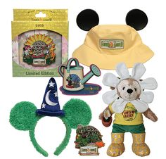 Flower and Garden Festival 2015 Merchandise