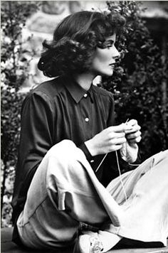 """If you always do what interests you, at least one person is pleased."" Katharine Hepburn"