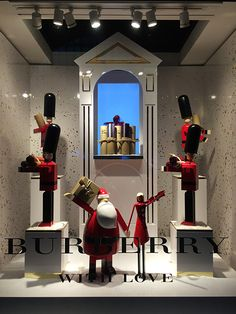 Mizhattan - Sensible living with style: *SUNDAY WINDOW SHOPPING* Burberry & Christian Dior (Nov. '15)