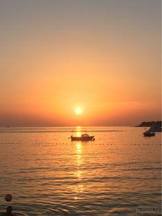 Beautiful sunset in Primošten ❤️