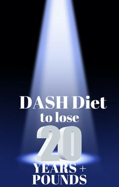 Good Morning America shared the latest version of a popular health program. 'The DASH Diet Younger You' might help users shed 20 pounds in 10 weeks. http://www.wellbuzz.com/tv-recaps/dash-diet-younger-new-dash-diet-inside/