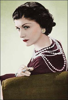 Gabrielle Chanel – Functional Chic   Coletterie