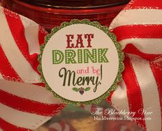 We're starting Christmas a little early around here this year....well, actually, Thanksgiving came up so quickly that I had to come up wi...