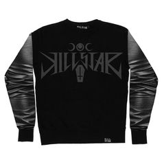 Kill Star Logo Sweatshirt, £54.99