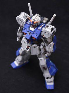 "Infinite Dimension 1/100 RX-78 NT-1 Gundam ""ALEX"" Resin Conversion Kit - Gundam Kits Collection News and Reviews"