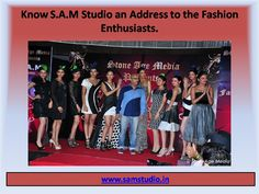 Having offered the best quality to the modeling world, S.A.M Studio comes visible as a model management agency in the capital city that has a close amity with the biggest names of the real modeling business.