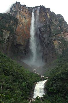 Sitios Turisticos De Venezuela | Canaima - Salto Angel Off Man Mental, en Flickr