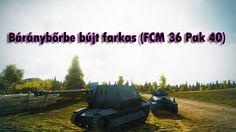 World of Tanks: Báránybőrbe bújt farkas (FCM 36 Pak 40)