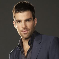 Zachary Quinto (we can only get married if he wears his Spock ears and whispers sweet logic in my ear)