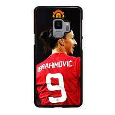 IBRAHIMOVIC MANCHESTER UNITED Samsung Galaxy S4 S5 S6 S7 S8 S9 Edge Plus Note 3 4 5 8 Case Cover